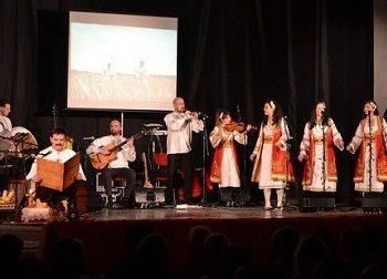 Этно-группа «Траг» выступит в Санкт-Петербурге