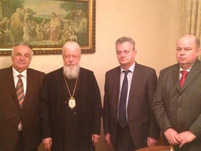 В Нижнем Новгороде обсудили Дейтон