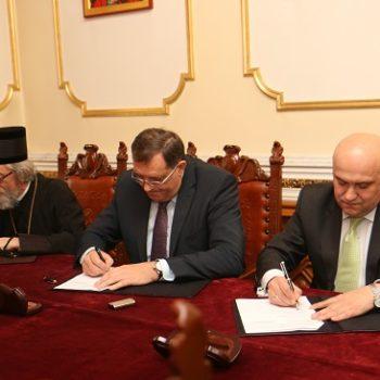 У Бањалуци ће се градити Руско-српски православни храм