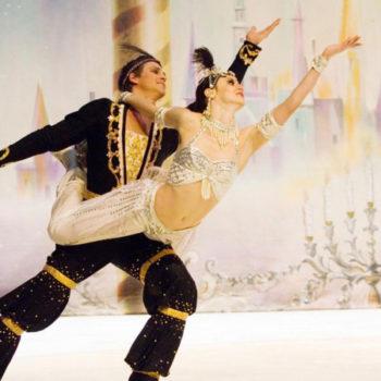 Выступление балета на льду из Санкт-Петербурга стало культурной сенсацией в Баня-Луке