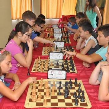 Второй международный шахматный фестиваль «Славянское братство 2018»