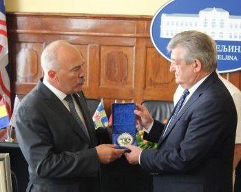 О потписивању Протокола о братимљењу између Азова и Бијељине