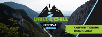 В Баня-Луке пройдет фестиваль Drill & Chill Climbing and Highlining Festival