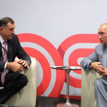 Додик: За наш народ би било катастрофално да изгуби пажњу Русије