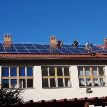 В г. Билеча (Республика Сербская БиГ) прошла торжественная церемония открытия системы альтернативного электроснабжения на солнечных батареях в городской больнице «Св.Лука»
