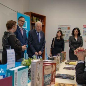 О otvaranju Kabineta ruskog jezika na Filozofskom fakultetu Sveučilišta u Mostaru