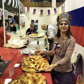 Ambasada Rusije u BiH je uzela učešće u tradicionalnom zimskom dobrotvornom Diplomatskom bazaru u Sarajevu, koji organizuju članovi diplomatskog kora u u Sarajevu