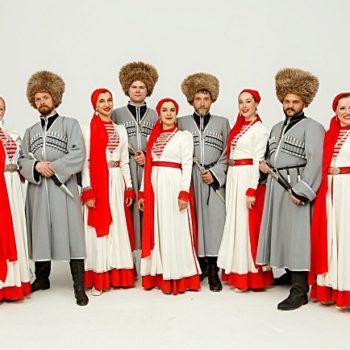 Државни ансамбл плеса «Барыня» и Козачки ансамбл «Атаман» представљаће Русију на фестивалу «Козара етно-2019»