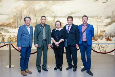 Москву и Санкт-Петербург посетила делегация Министерства сельского, лесного и водного хозяйства Республики Сербской