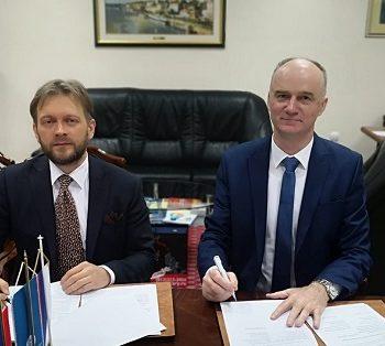 Потписан уговор о сарадњи између МГИК и Универзитета у Бањој Луци