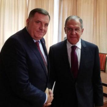 Россия хочет стабилизации отношений в БиГ