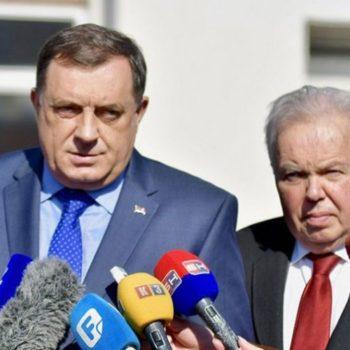 Додик-Иванцов: Формирати Савјет министара, омогућити легитимно представљање