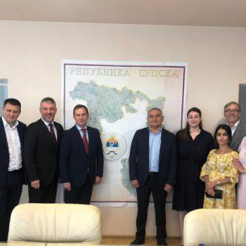 Делегация Онкоцентра Санкт-Петербурга посетила Баня-Луку