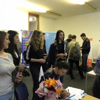 В городах Сараево, Восточное Сараево (Босния и Герцеговина) на базе Университета в Сараево и Университета в Восточном Сараево состоялась выставка «Обучение в России»
