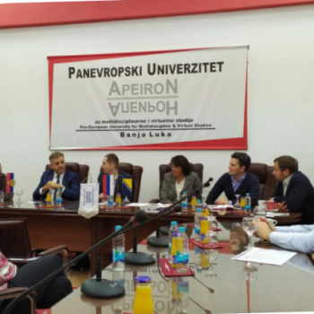 O oтварању предшколског образовног центра за изучавање руског језика у Бања Луци