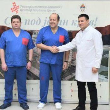 Водећи онколози из Санкт Петербурга посетили су РС
