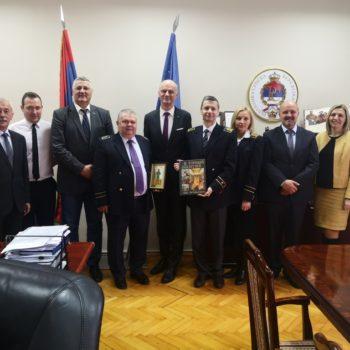 Делегация Горного университета из Санкт-Петербурга посетила Университет Баня-Луки