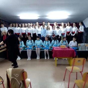 В Шуе общаются и дружат с Сербией
