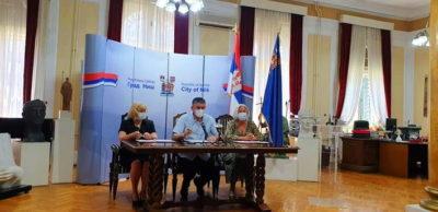 Подписано Соглашение о российско-сербском сотрудничестве в области культуры и искусства