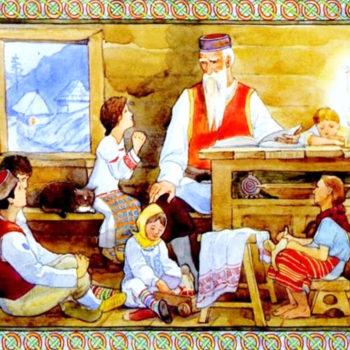 В Шуе стартовал открытый городской конкурс рисунков сербских сказок