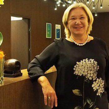 Обращение Елены Зелинской к к петербуржцам в День снятия блокады