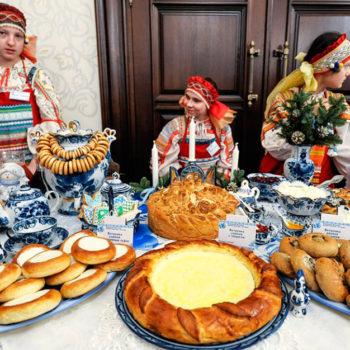 Гастрономический фестиваль «Возрождаем традиции. Рождество» завершён