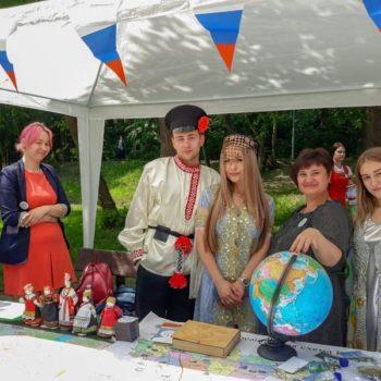 На фестивале «Добрый край Воронежский» показали культурное многообразие региона