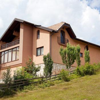 Продается отель в горах в Республике Сербской