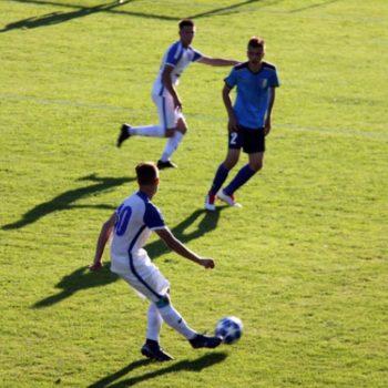 Россияне победили Фочу на открытии «Football Friends»