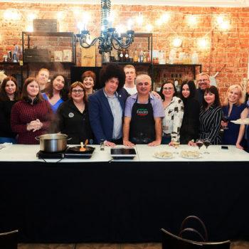 В Воронеже состоялся мастер-класс грузинской кухни
