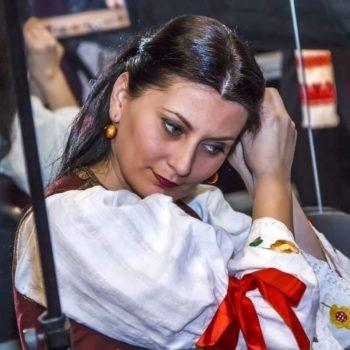 Сербская художница Весна Симич – о творчестве, радио, гедонистической сербской кухне и сербских школах в России